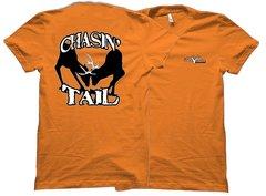 Chasin' Tail 2 Bucks Fighting Whitetail Deer Hunting T-Shirt