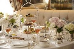 Victorian Tea at the Pembroke Room & Whitney Museum - Thur, Oct 26, 2017