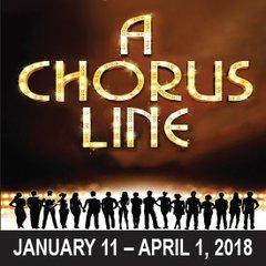 """A Chorus Line"" Westchester Dinner Theatre - Thurs, March 29, 2018"