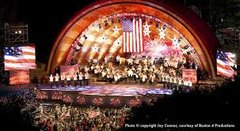Boston Pops 4th of July Celebration- Tues, July 3-Thur, July 5, 2018