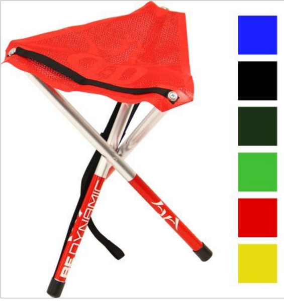 Disc Golf Mesh Camp Time Roll-a-Stool Chair