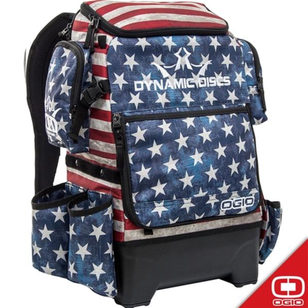 Dynamic Discs Ranger H2O Backpack Disc Golf Bag