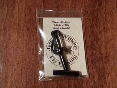 JWFF T-STYLE TIPPET HOLDER W/CLIP