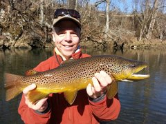 TN Tailwaters/South Holston Winter Trip Dec 5-7, 2017 SOLD OUT