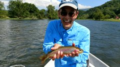 GUIDED FLY FISHING Half Day FLOAT TRIP