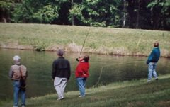 FLY CASTING LESSON - 1 PERSON 2 HOURS