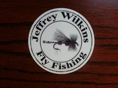 "JWFF 3"" Logo Sticker"