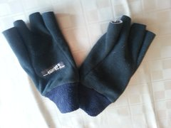 SIMMS WINDSTOPPER FINGERLESS GLOVE SIZE LARGE