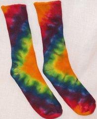 Rainbow V Bamboo Socks