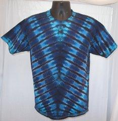 Blue V Kids T-Shirt