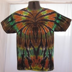Camo Spider Adult T-Shirt