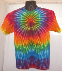 Rainbow Spider Adult T-Shirt