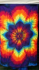 Custom Large Rayon Tapestry