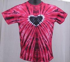 Little Black Heart Kids T-Shirt