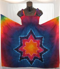 Rainbow Star Festival Dress/Skirt