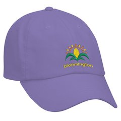 LAVENDER Cap with Conchfish Nation logo