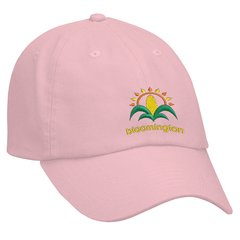 PINK Cap with Conchfish Nation logo