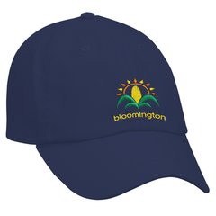 NAVY Cap with Conchfish Nation logo