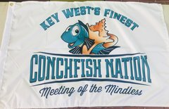Conchfish Nation Flag!