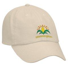 KHAKI Cap with Conchfish Nation logo