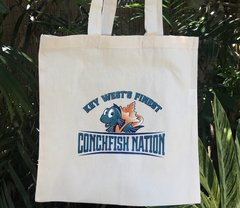 Conchfish Nation Tote Bag