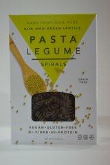 Whole Green Lentil Spiral Pasta, 3 pack