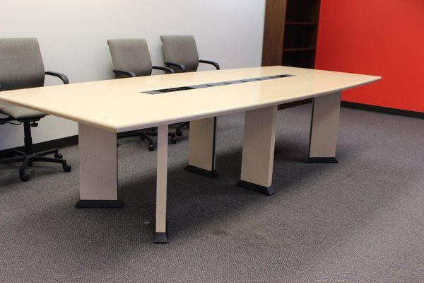 USED Conference Table Oklahoma City fice Furniture