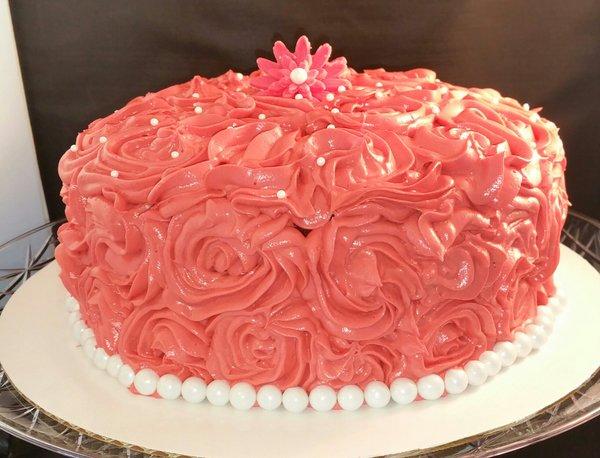 Red Velvet Cake Tamu Cupcakery