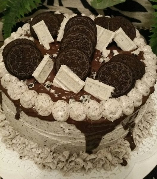 Cookies n Cream | Tamu Cupcakery