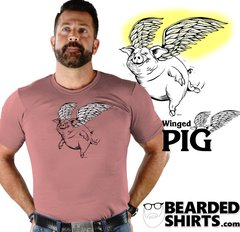 Winged Pig