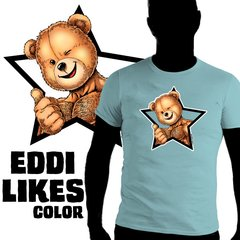 Eddi Likes Color