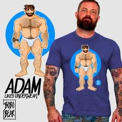 Adam Likes Underwear by Bobo Bear