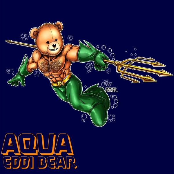 AQUA Eddi Bear Shirt