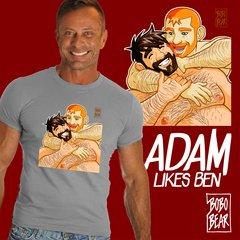 Adam Likes Ben by Bobo Bear