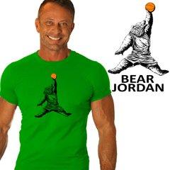 BEAR JORDAN