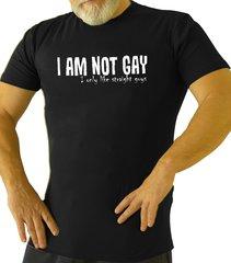 NOT GAY!!!