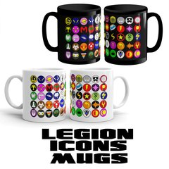 Legion Icons Mugs