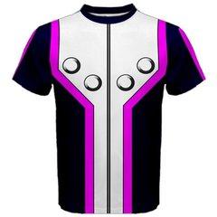COSMIC BOY Prototype Cosplay shirt.