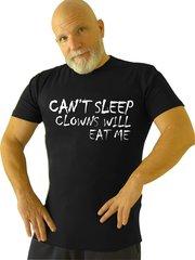Can't sleep... Clowns will eat me