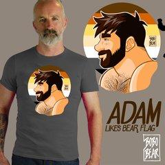Adam Likes Bear Flag by Bobo Bear