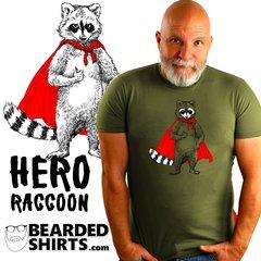 Hero Raccoon