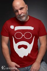 SANTA Bearded Shirt
