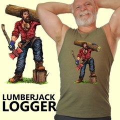 LUMBERJACK LOGGER
