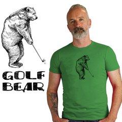 Golf Bear