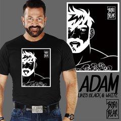 Adam Likes Black and White by Bobo Bear