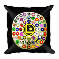 Legion Icons Pillows