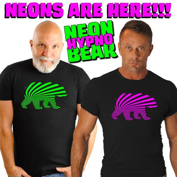 NEON HYPNO BEAR