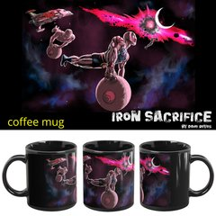 IRON SACRIFICE Mug