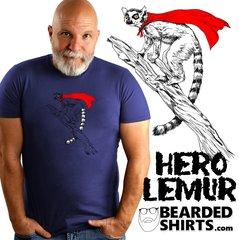 Hero Lemur