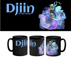 Djinn of the deep Mug
